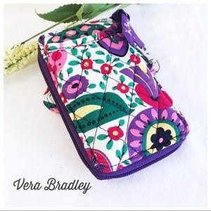 NWOT Vera Bradley Phone Case/Wristlet